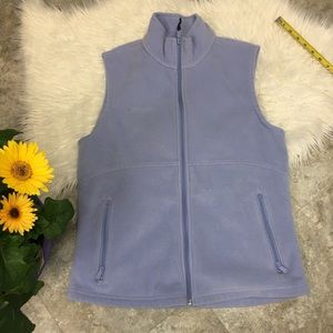 ❤️ Columbia fleece vest excellent condition